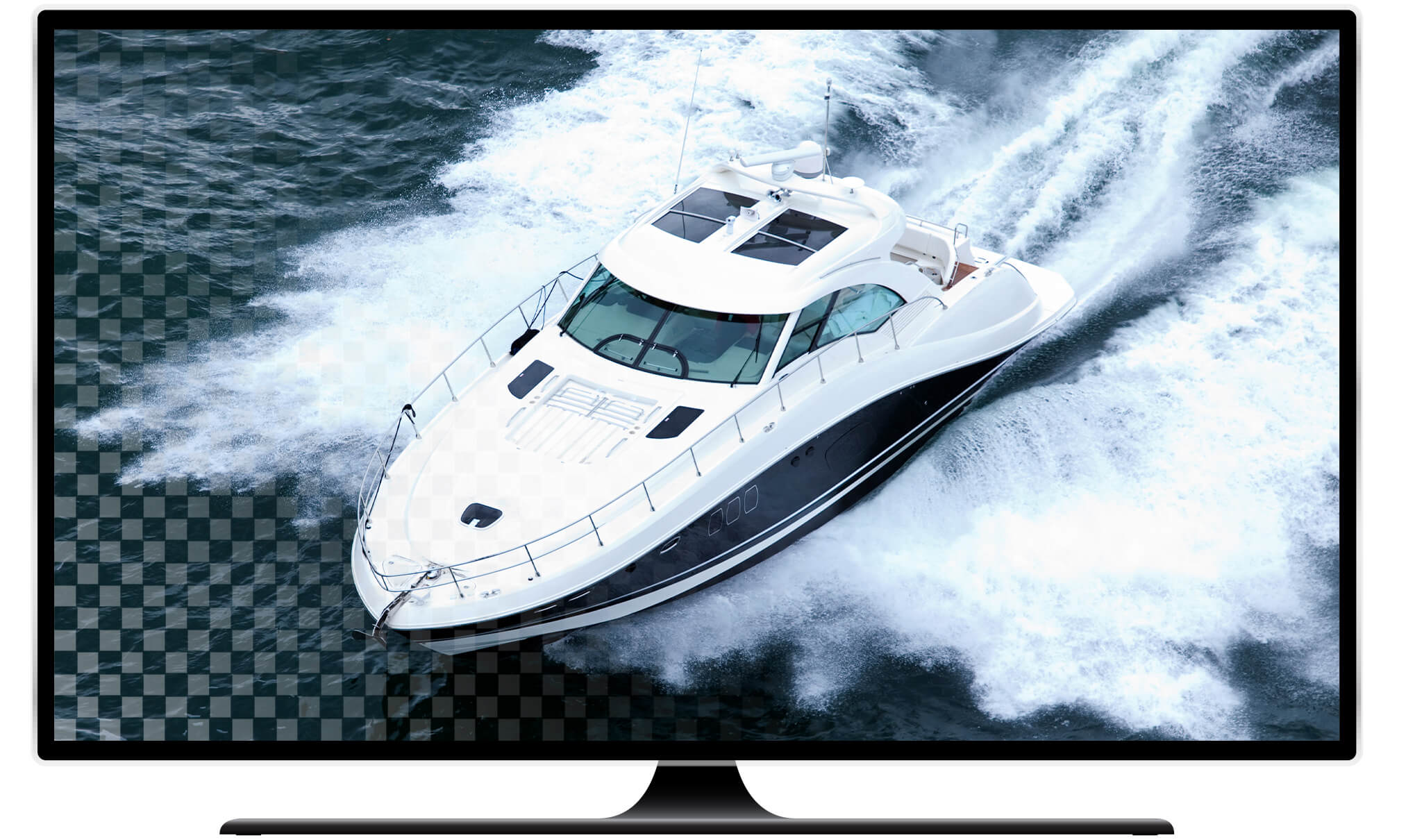 speed-boat-on-tv-encoding